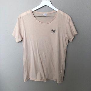 More Love Less Likes T-Shirt Small